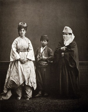 Turkish people  Image source: Wikimedia Commons